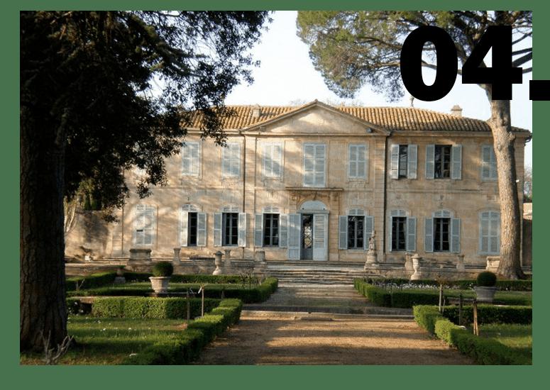 Château Mogère Montpellier