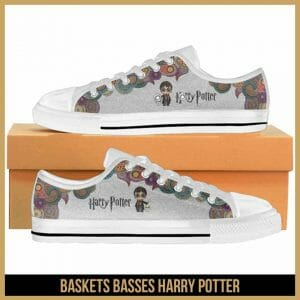 Baskets Basses Harry Potter