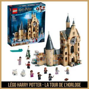 Légo Harry Potter - La Tour de l'Horloge