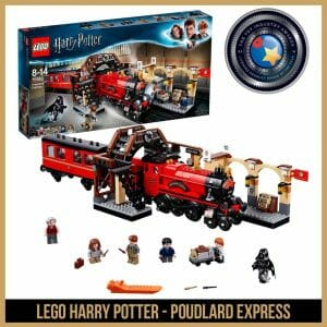 Légo Harry Potter - Poudlard Express