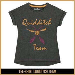 Tee-shirt Quidditch Team