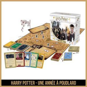 Jeu Harry Potter - Une année à Poudlard