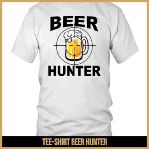 Tee-shirt Beer Hunter
