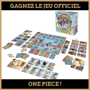 Concours : Gagnez le jeu officiel One Piece !