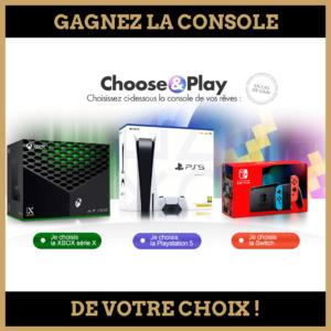 Concours : Gagnez la console de votre choix!