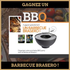 Concours : Gagnez un Barbecue Brasero !